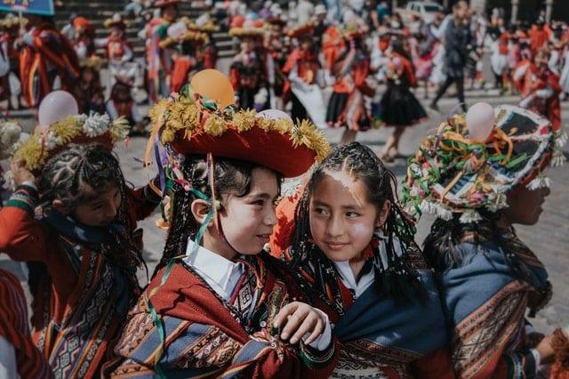 Dia de la independencia del Perú